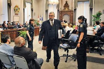 La démocratie à l'œuvre 19 octobre 2010