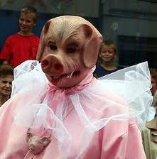 Maudite tête de cochon  25 novembre 2010