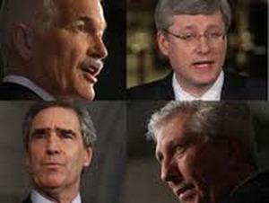 Un gouvernement minoritaire?   3 avril 2011