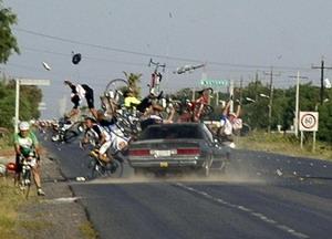 Cyclistes en danger 27 août 2011