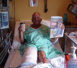 Merci aux employés de l'hôpital de l'enfant Jésus 21 septembre 2011
