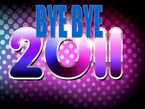 Un bon bye-bye 4 janvier 2012