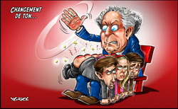 Atteinte à la liberté d'expression 19 mai 2012