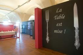 La table est mise 1ier Octobre 2013