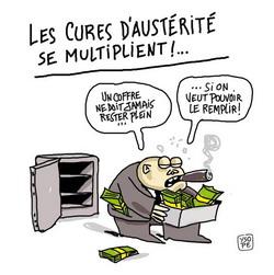 Austérité libérale 16 février 2015