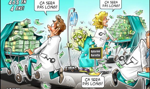 Un système de santé déshumanisé