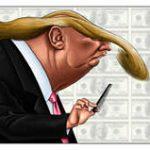 Des menaces à la Trump